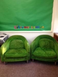 Literacy Lounge