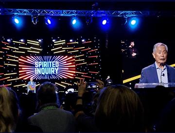 NCTE Keynote with George Takei